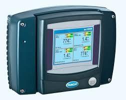 Bộ điều khiển và hiển thị đa năng SC1000 ứng dụng trong hệ thống quan trắc nước thải