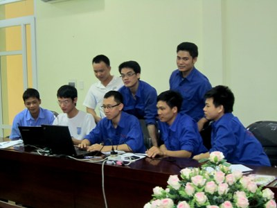 Hình ảnh khóa Trainning tại nhà máy Habeco - Hải Phòng