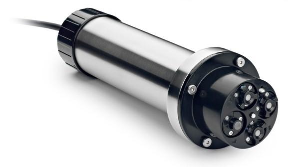 Cảm biến Hach AN-ISE sc đo Ammonia và Nitrate trong trạm quan trắc nước thải