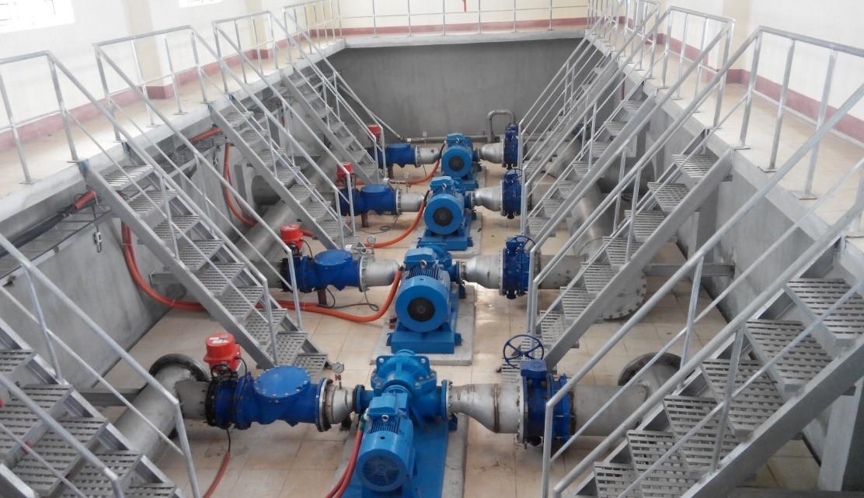 Hướng dẫn lắp đặt biến tần vào công trình cấp nước sạch