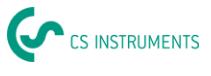Cảm biến đo lưu lượng khí CO2 CS instruments VA500